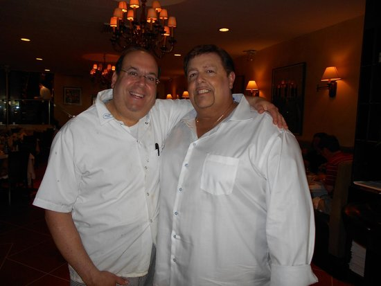 Patsy's Italian Restaurant : Sal and Tony V