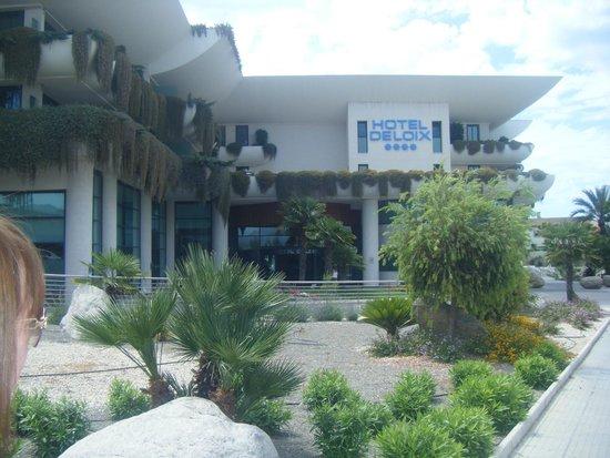 Hotel Deloix Aqua Center: Hotel Deloix