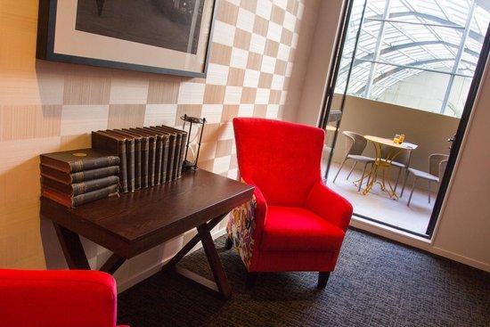 Hotel 115 Christchurch : Hotel115
