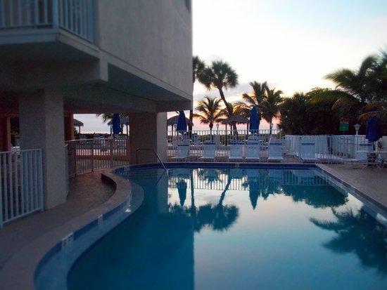 Prestige Hotel Vero Beach - Ocean Front : Nice Clean Pool