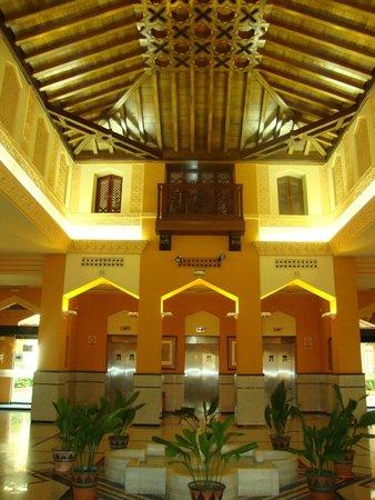 Saray Hotel: Recepção