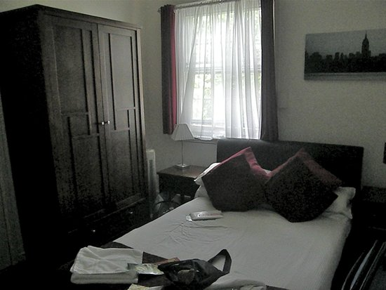 Galtres Lodge Hotel: My room