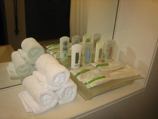 Holiday Inn Shanghai Pudong: アメニティは充実しています