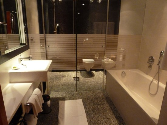 InterContinental Berlin: toilet