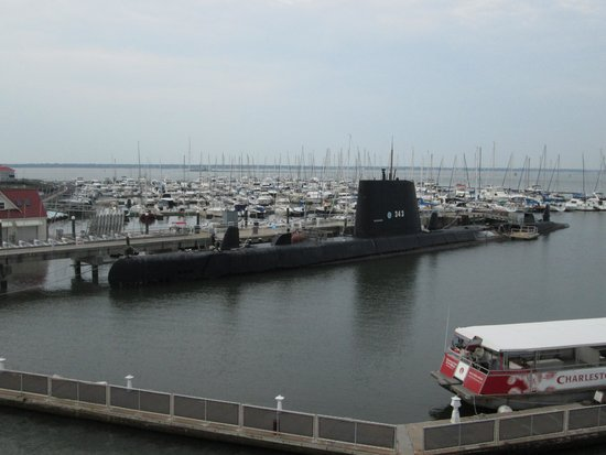 Patriots Point Naval & Maritime Museum: Clamagore