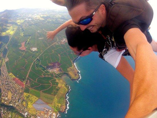 Skydive Kauai : Awesome instructors!