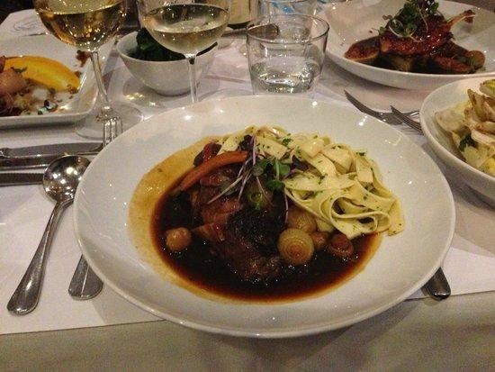 Bistro Thierry: Beef bourguignonne