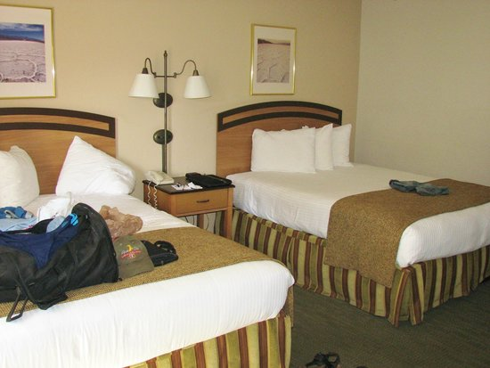 Furnace Creek Inn and Ranch Resort : our room