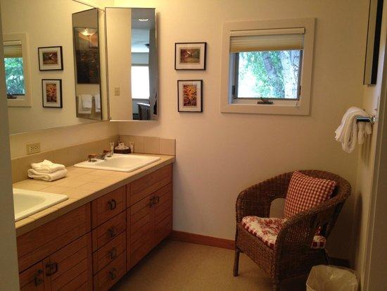 Spring Creek Ranch : master bathroom