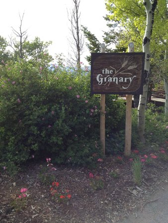 Spring Creek Ranch: The Granary