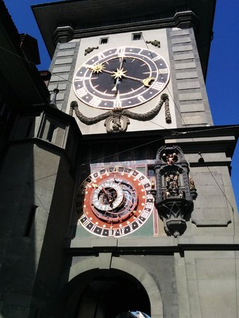 Clock Tower: Clock front