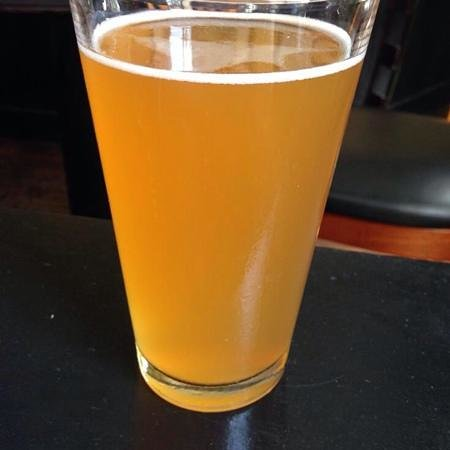 Palm Coast Coffee, Cafe and Pub: Dog Days Hefeweizen in tap