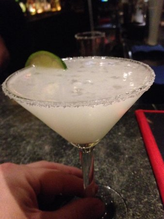 Frontera Grill : Blue agave margarita
