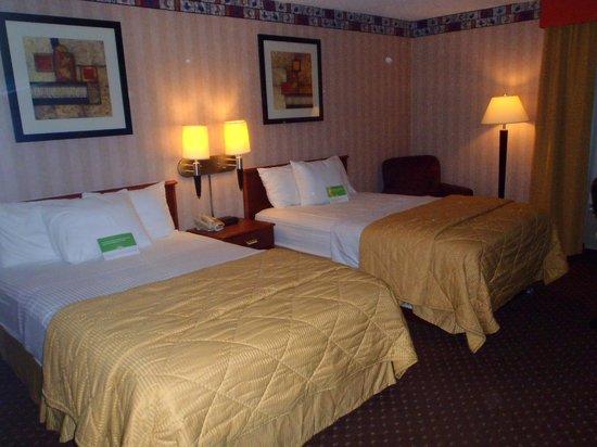 Days Inn Bloomington Normal: Room 423