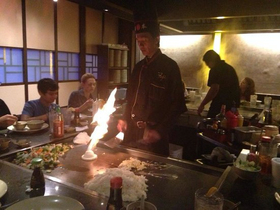 fuji japanese steakhouse, fort smith - menu, prices & restaurant