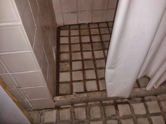 Lagoa Mar Hotel: Situação do banheiro