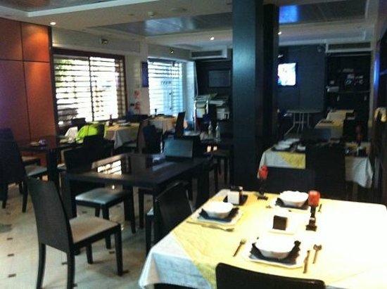 Hotel Dar El Ikram: dining area