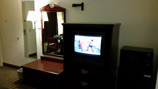 Econo Lodge: room furnishings