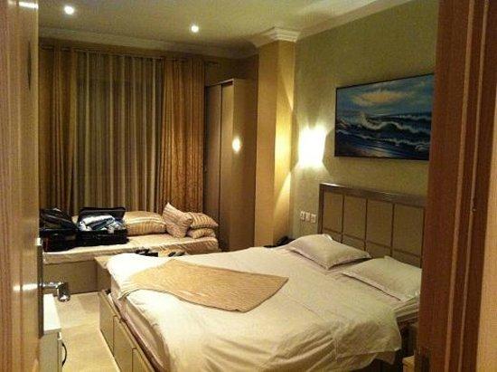 Hotel Dar El Ikram: room at level 1