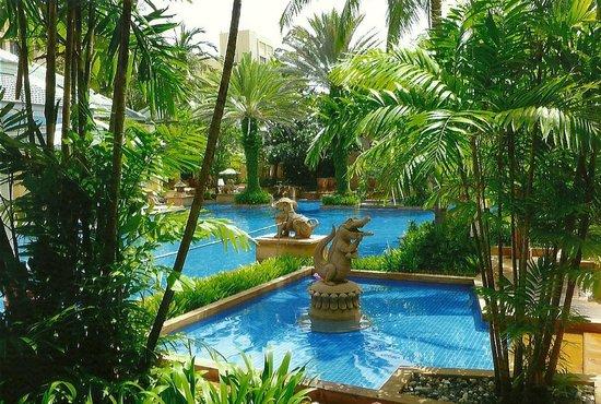 Holiday Inn Resort Phuket: A view of the pool