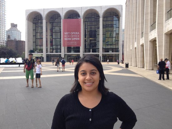 Lincoln Center for the Performing Arts: Verão