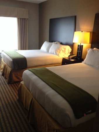 Holiday Inn Express: Bedroom