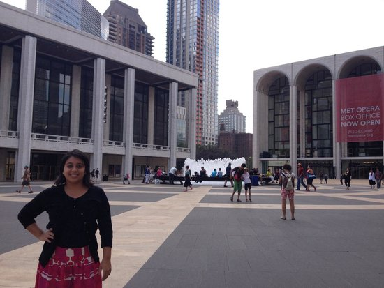 Lincoln Center for the Performing Arts: 2013