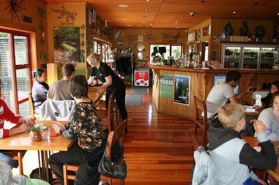 Whistling Frog Cafe & Bar: Friendly Service