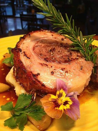 Whistling Frog Cafe & Bar: House Smoked Pork Belly