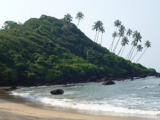 Little Cove Yoga Holiday Retreat : Your Own Little Private Beach Paradise