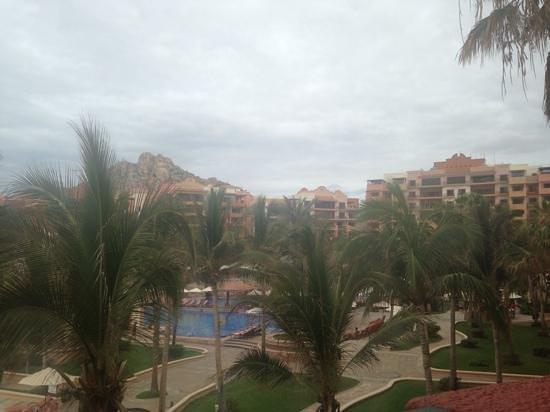 Playa Grande Resort: resort on stormy day