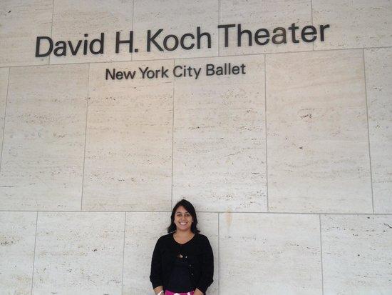 New York City Ballet (NYCB): 2013