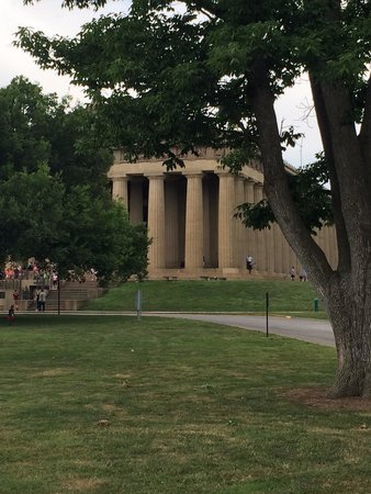 The Parthenon: The front