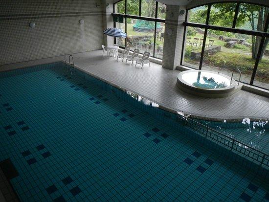 Sky Park Hotel : Swiming pool