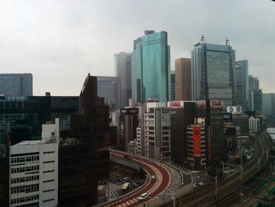 Dai-Ichi Hotel Annex: View from Window