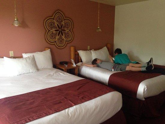 Rawhide Motel: Room 23