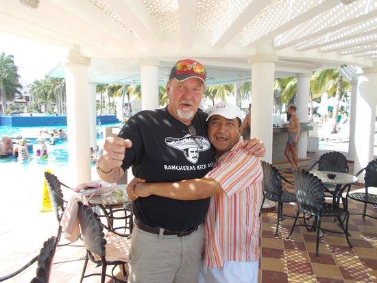 Hotel Riu Palace Riviera Maya: joe