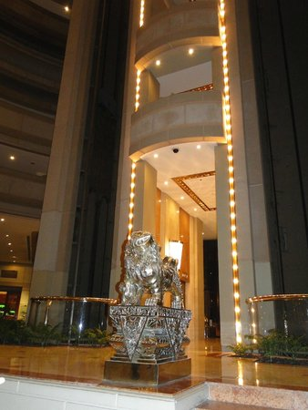 Hotel Santiago: Hall