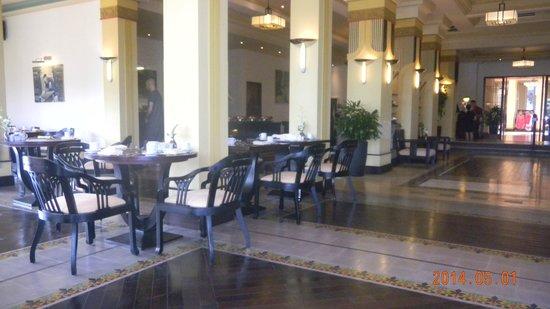 La Residence Hue Hotel & Spa: Interior dining area