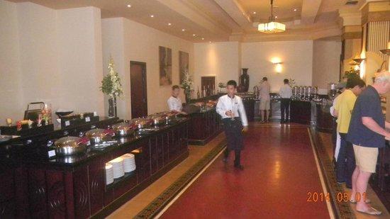 La Residence Hue Hotel & Spa: Breakfast Buffet
