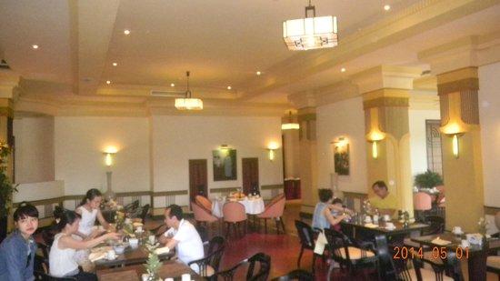 La Residence Hue Hotel & Spa: Dining