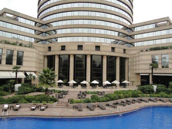 Grand Hyatt Santiago: Hotel