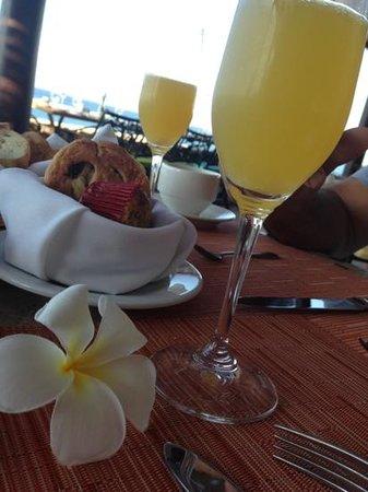 Grand Solmar Land's End Resort & Spa: Best way to start your day at LaRoca Restaurant