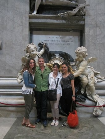 Tours of the Vatican with Tom & his Team : After the tour