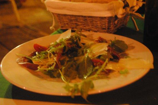 Godimento DiVino: Salada