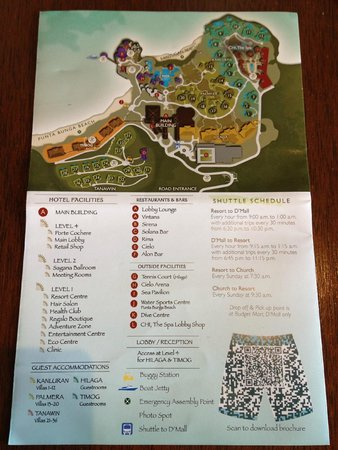 Map picture of shangri la 39 s boracay resort spa for 18 8 salon locations