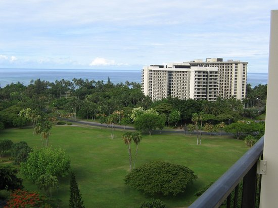 Luana Waikiki Hotel & Suites: View from 12th Floor