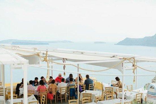 Skala Restaurant: scenic view