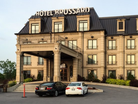 Hotel Brossard Montreal Review