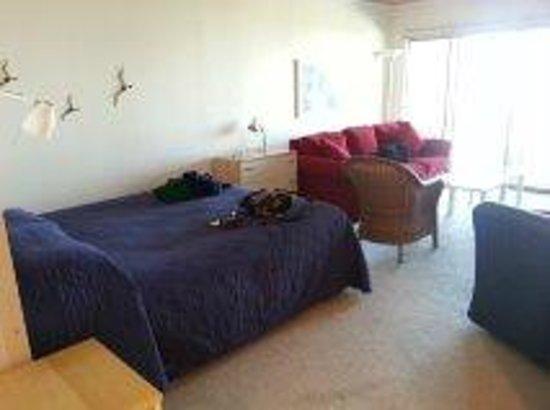 Lanai at the Cove: room